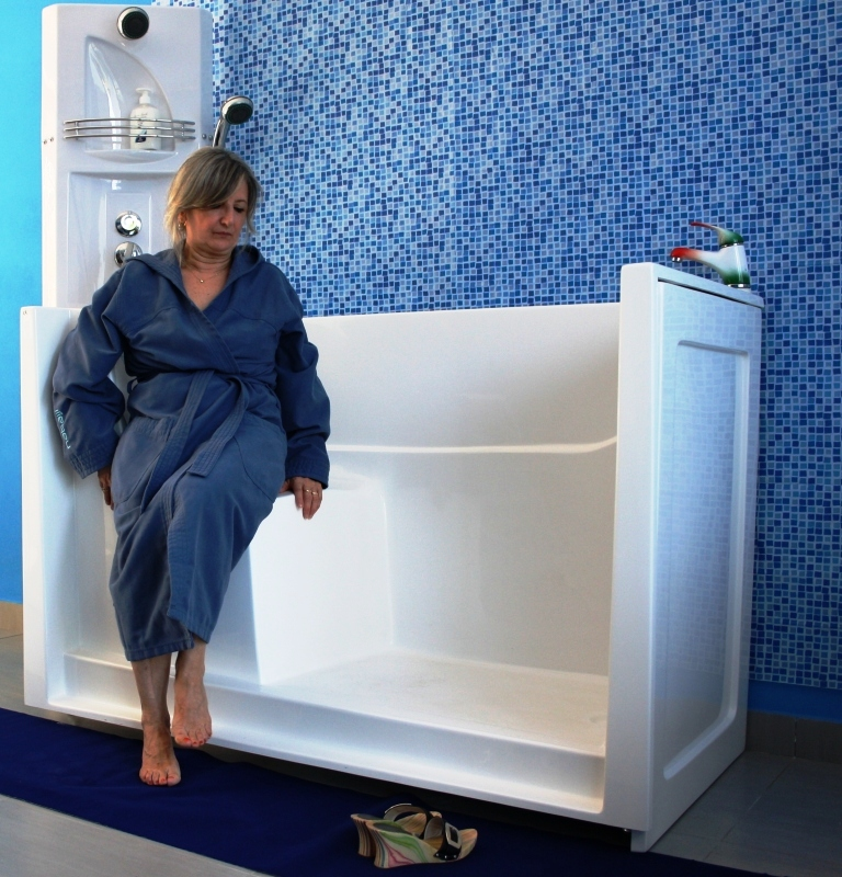 Vasche - Vasca doccia in muratura ...