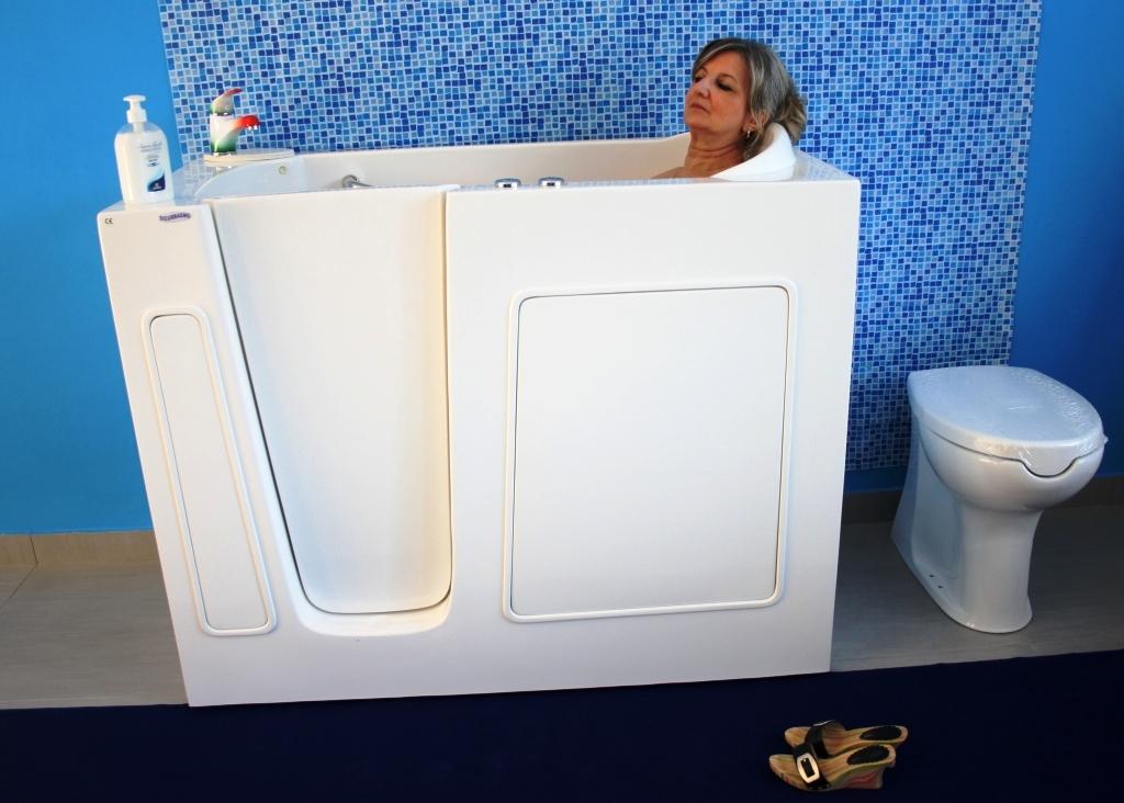 Vasche Da Bagno Con Sportello : Vasche con porta